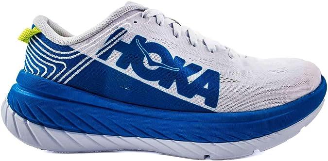 HOKA Carbon X Blanco Size: 44 2/3 EU: Amazon.es: Zapatos y complementos
