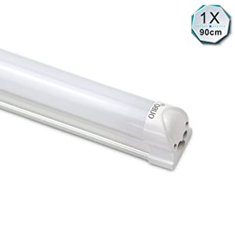 Wundervoll OUBO LED Leuchtstoffröhre komplett 90CM LED Tube T8 Röhre  YL36