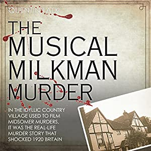 The Musical Milkman Murder Audiobook