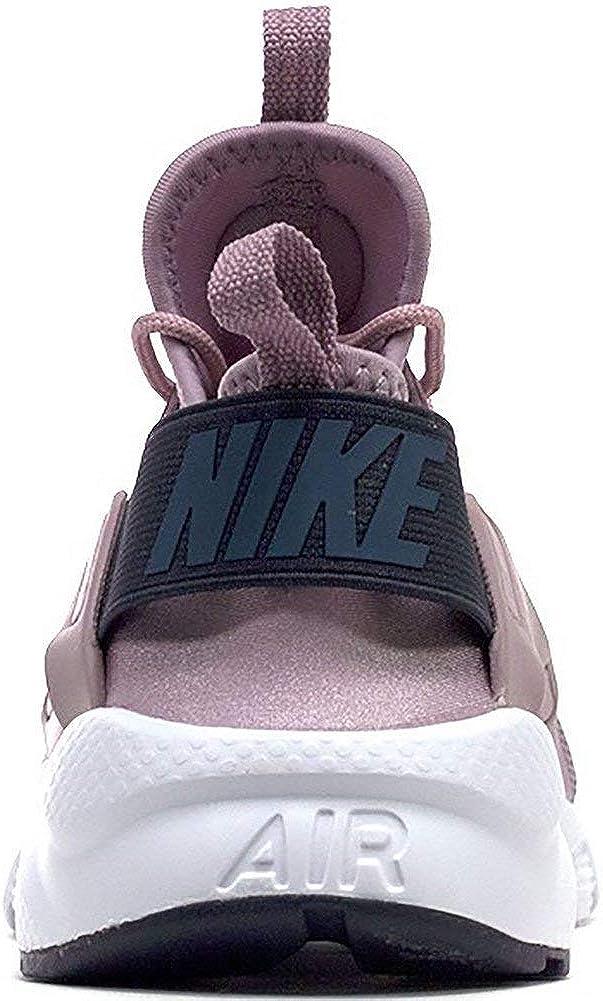 Nike Air Huarache Run Ultra GS, Scarpe Running Donna Multicolore Elemental Rose Diffused Blue Gridiron 601