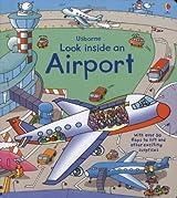 Look Inside an Airport (Usborne Look Inside)