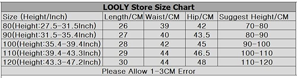 LOOLY Baby Girls Bowknot Bloomers Kids Ruffle Bubble Shorts