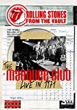 The Rolling Stones - From The Vault The Marquee Club Live In 1971+The Brussels Affair 1973 (BD+3CDS) [Japan LTD BD] GQXS-90009