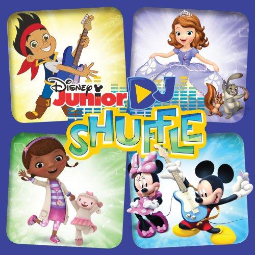 Disney Junior DJ Shuffle (Doc Mcstuffins Cd)