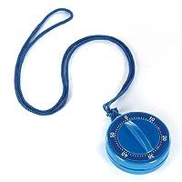 Eddingtons Minuteur en forme de logo avec cordon et aimant