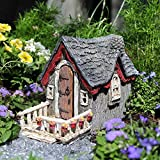 Raccoon Ridge Fairy House
