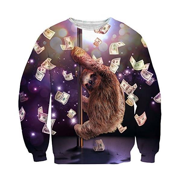 Stripper Sloth Sweater -