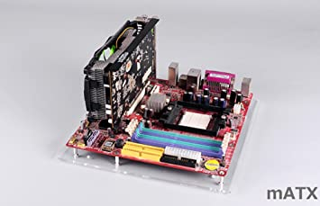 amazon e mコンピュータopen airケースブラケットアルミ製diyベア