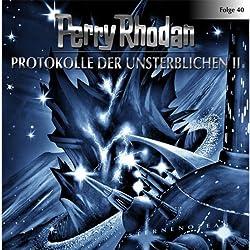 Protokolle der Unsterblichen (Perry Rhodan Sternenozean 40)