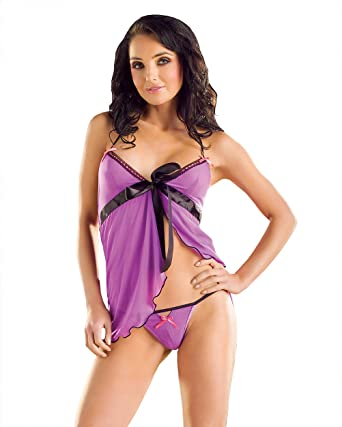 Are adult lingerie purple consider, that