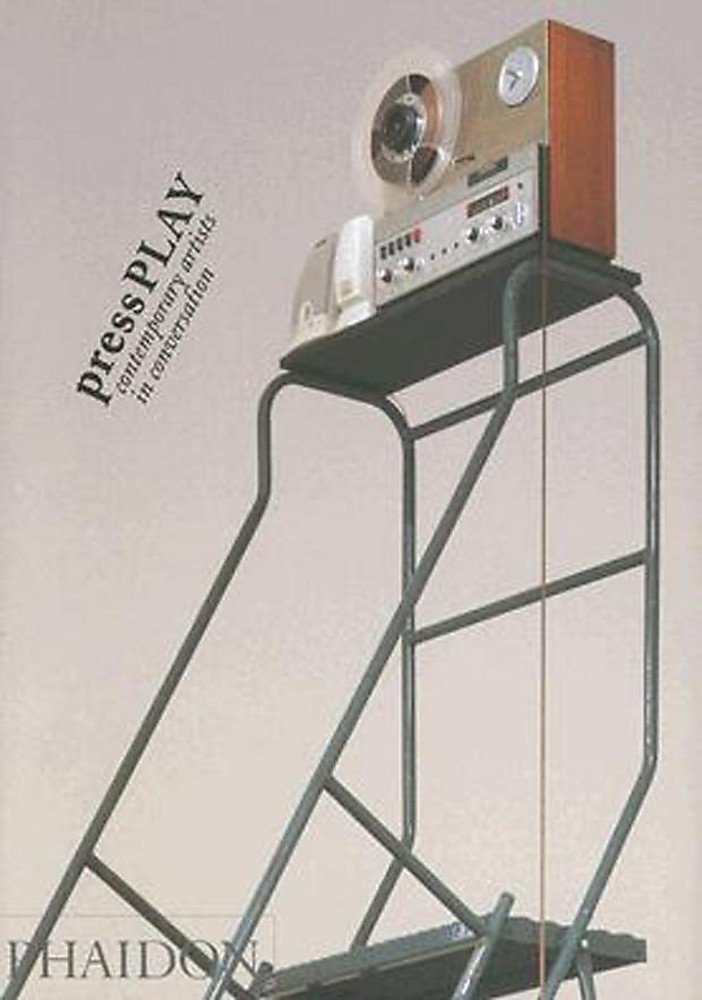 Read Online pressPLAY: Contemporary Artists in Conversation pdf epub