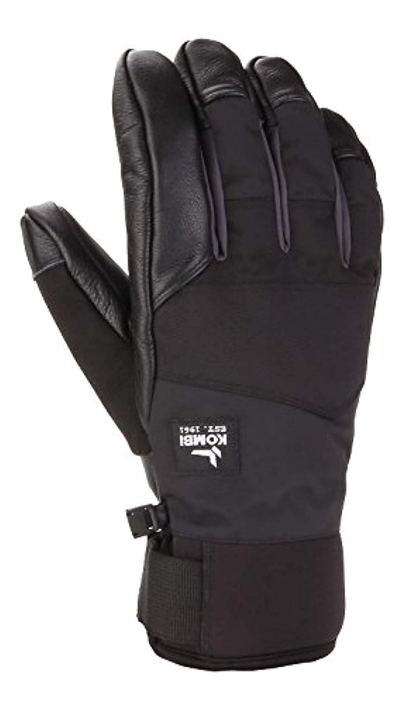 Kombi Mens Splinter Gloves/& Knit Cap Bundle