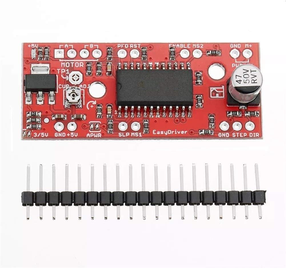 DC 7V To 30V 150mA To 750mA A3967 Easy Driver Stepper Motor Driver Board For Arduino Memory Modules Jasmin FS Computer Accessories