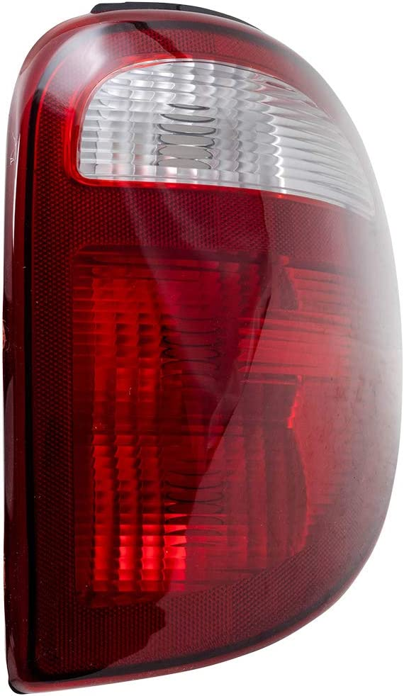 Driver Side Tail Light Lens /& Housing 04-07 Chrysler Town /& Country//Caravan