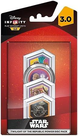 Disney Infinity 3.0 - Star Wars: Power Disc Clone Wars (Pack De 4 ...