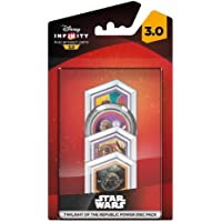 Disney Infinity 3.0 - Pack de Power Discs : Twilight of the Republic