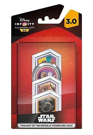 Disney Infinity 30 Pack De Power Discs Twilight Of The Republic