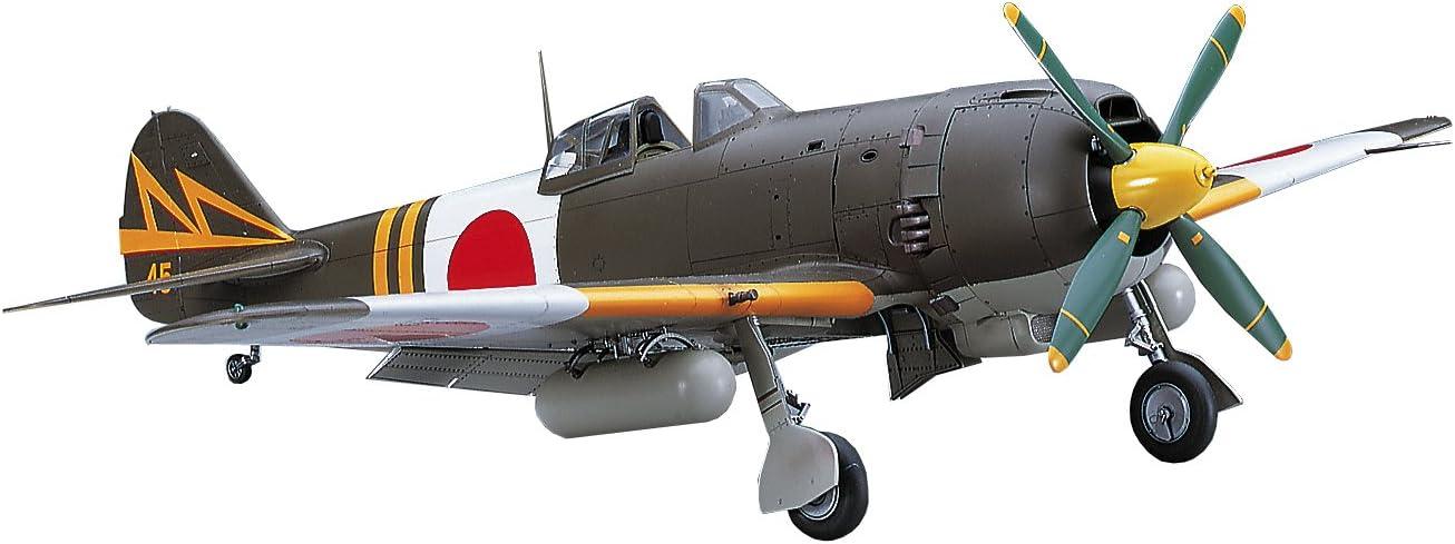 32//échelle Nakajima ki84/Type de 4/Fighter Hayate Frank mod/èle Kit Hasegawa 1