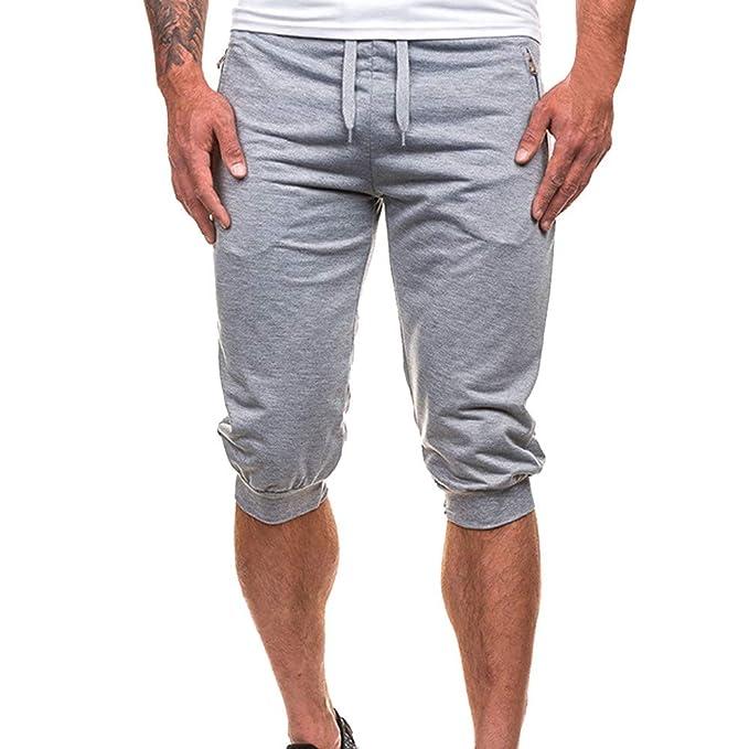 Pantalones Hombre Verano f656e902f288