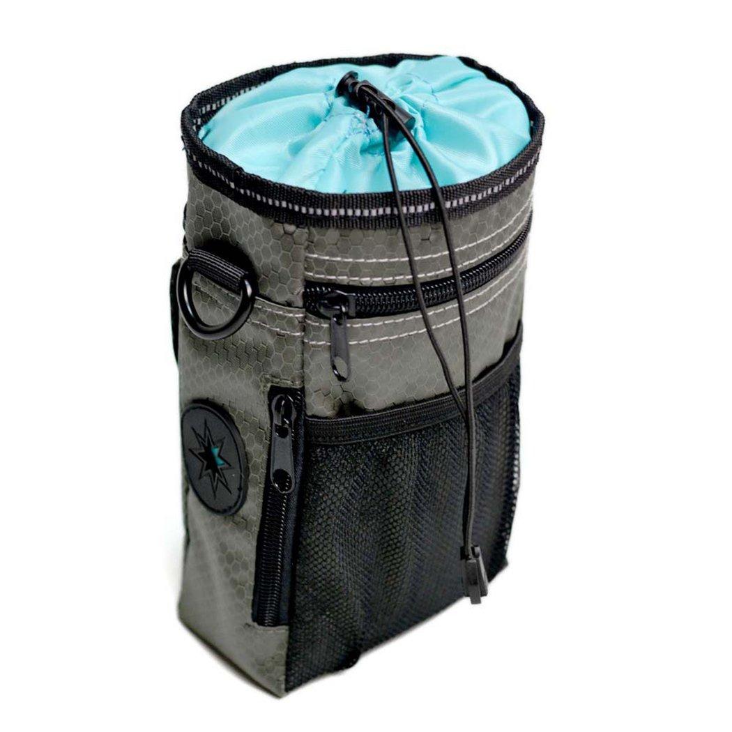 Legendog Dog Treat Bag, Carry Snacks Pet Toys Dog Pouch with Adjustable Belt for Pet
