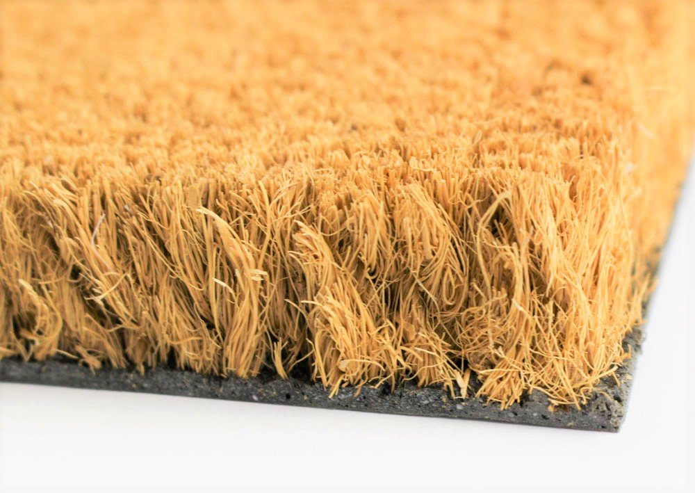 8. Gone Surfing Coir Doormat