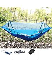 Hammock Outdoor Swing Anti-Mosquito Mosquito net mesh Single Double Indoor Dormitory Bedroom Home net Bed Child Drop Bed