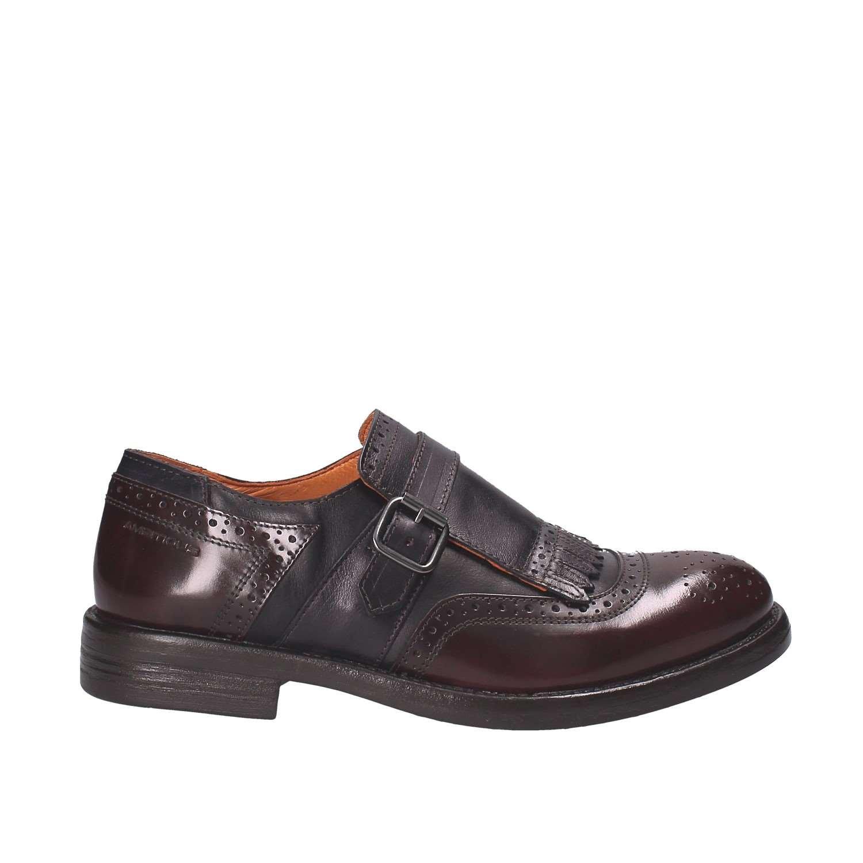 Ambitious 7820 Zapatos Casual Hombre 42 EU|Burdeos