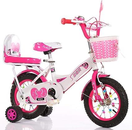 Bicicletas ZX Niños - Niños Y Niñas - con Volante Y Asiento ...
