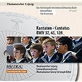 Bach : Cantates BWV37, BWV43 et BWV128