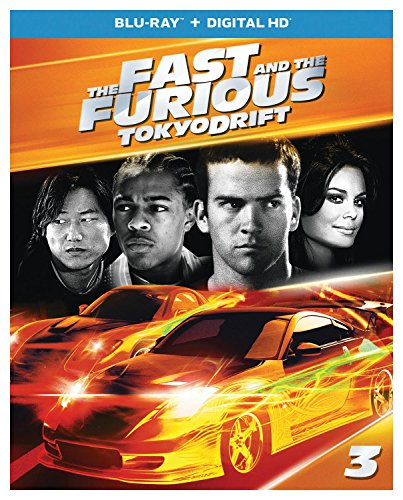 The Fast and the Furious: Tokyo Drift (Blu-ray + Digital HD)