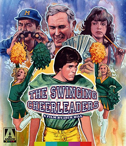 Swinging Cheerleaders, The (2-Disc Special Edition) [Blu-ray + DVD]