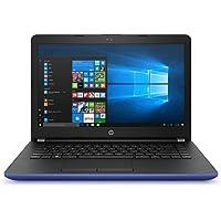 Notebook HP Intel Celeron 4GB 64GB SSD VGA HDMI Windows 10 Tela 14 - Azul