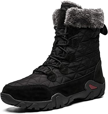 Mens Casual Snow Boots