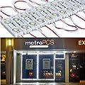 9FT 40 Leds Store Window Lights Waterproof 12V 5730 LED Module Light With LED Project Lens White Lighting for Shop Bars Light Fixtures