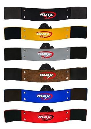 Max5 aislador brazo Blaster bíceps tríceps gimnasio Fitness Levantamiento de pesas Bomber Formación, azul: Amazon.es: Deportes y aire libre