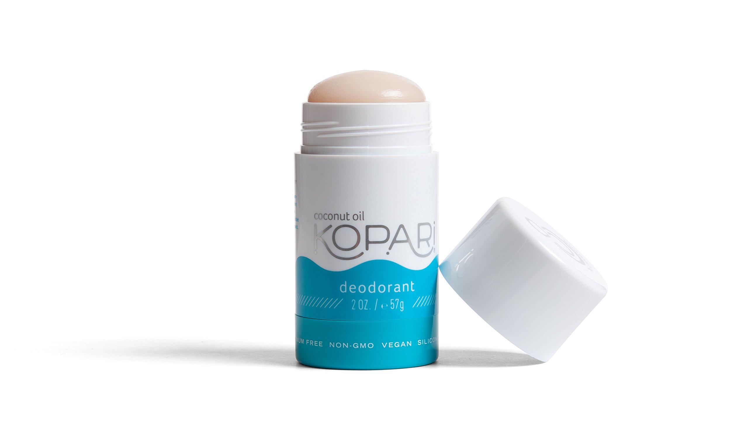 Kopari Aluminum-Free Deodorant | Non-Toxic, Paraben Free, Gluten Free & Cruelty Free Men's and Women's Deodorant | Made with Organic Coconut Oil | 2.0 oz by Kopari (Image #2)