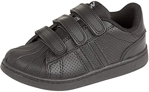 Boys School Shoes Kids Girls Trainers