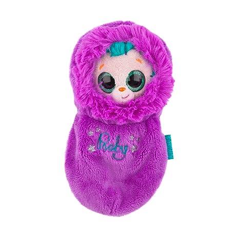 Ylvi & die Minimoonis - Peluche Pooby con Saco de Dormir de 19 cm, Color