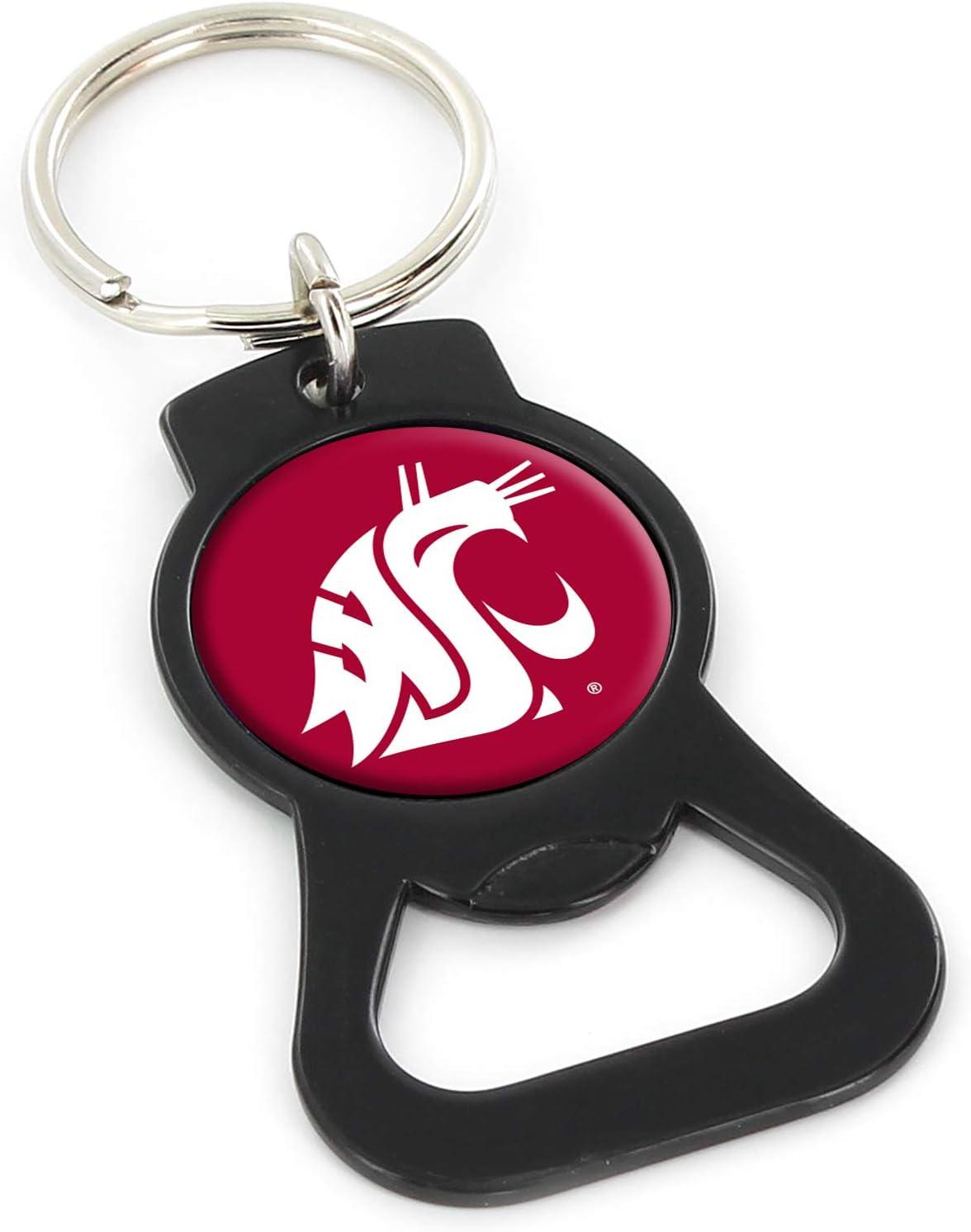 aminco NCAA Mens Bottle Opener Key Ring