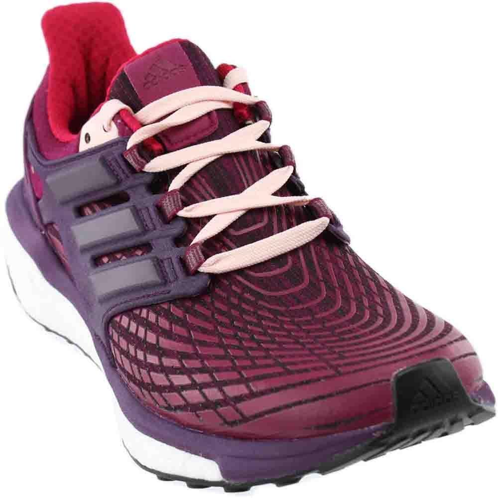 adidas BB3458 Energy Boost Women's Running Shoes B078HK6V8R 7 B(M) US|Ruby/Pink