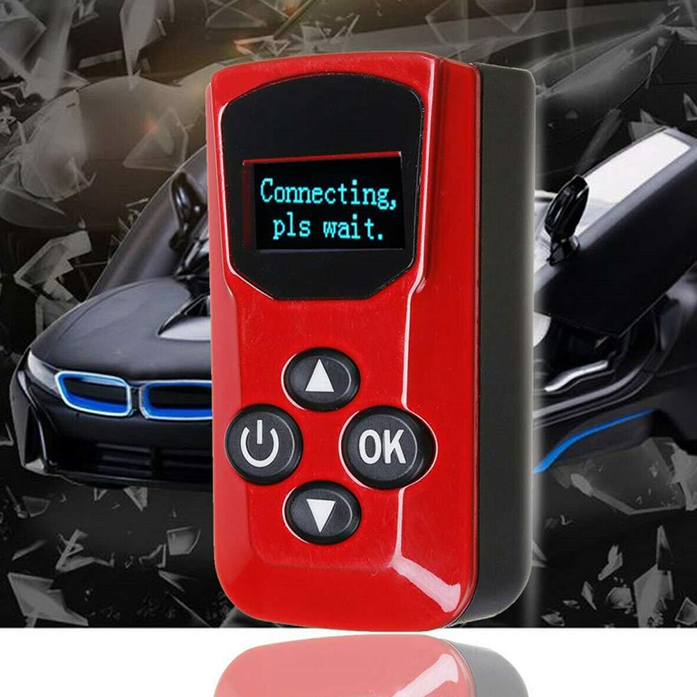 Accessorio Universale per riscaldatore di parcheggio per Auto Interruttore di Controllo a Distanza con Display LCD Centeraly