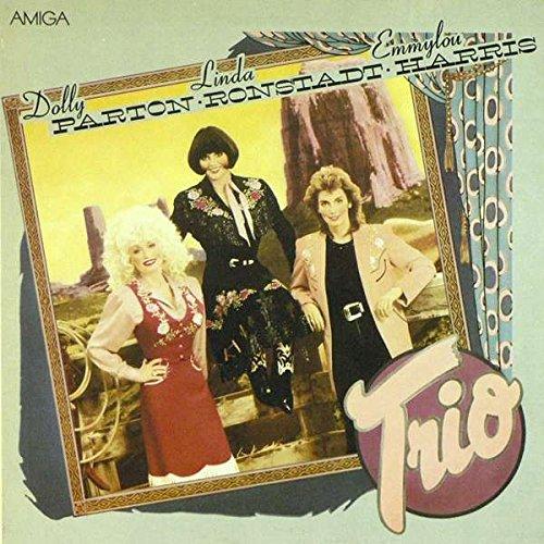 Dolly Parton - Linda Ronstadt - Emmylou Harris - Trio - Amiga - 8 56 434