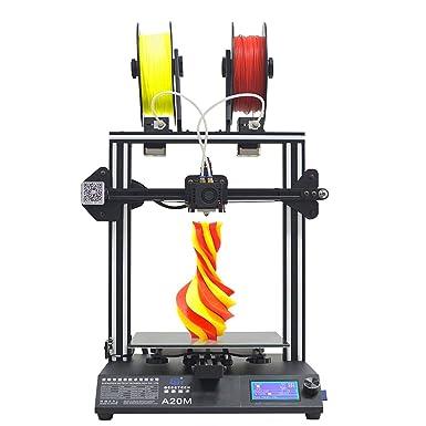 GEEETECH A20M Impresora 3d con Mix de color de impresión integrada, Prusa I3 rápido de Kit DIY de montaje.: Amazon.es: Industria, empresas y ciencia