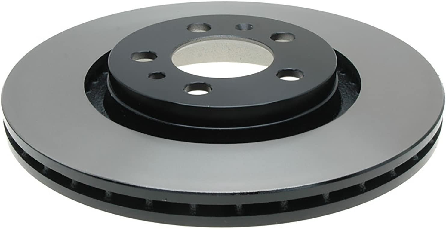 ACDelco 18A942AC Advantage Coated Front Disc Brake Rotor