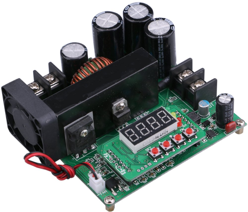 Yeeco Numerical Control Voltage Regulator Dc Boost Discrete Electronics