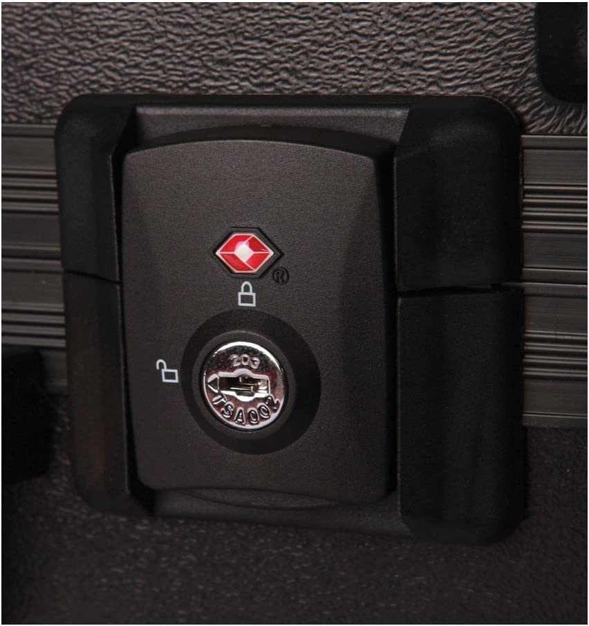 Gator GMIX-2030-8-TSA 成形PEミキサーまたは装備ケース TSAラッチ 20 X 30 X 8インチ
