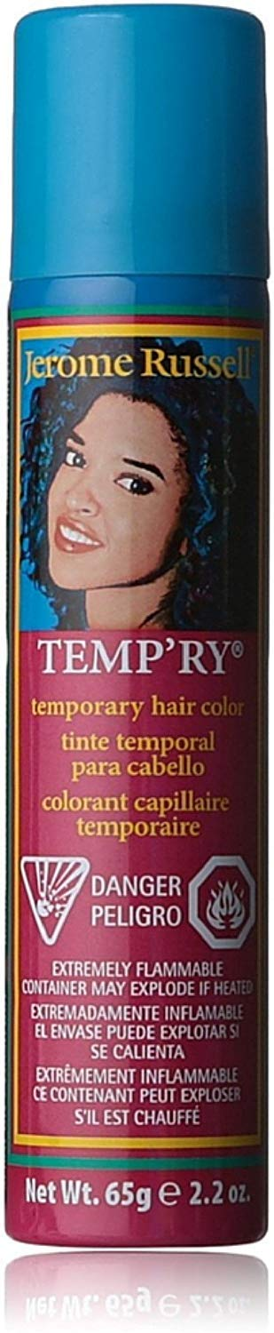 Jerome Russell Temporary Spray, Light Blonde 2.2 oz (Pack of 12)