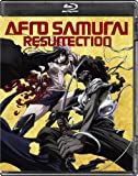 Afro Samurai: Resurtection [Blu-ray] w/English Audio & Japanese Subtitles