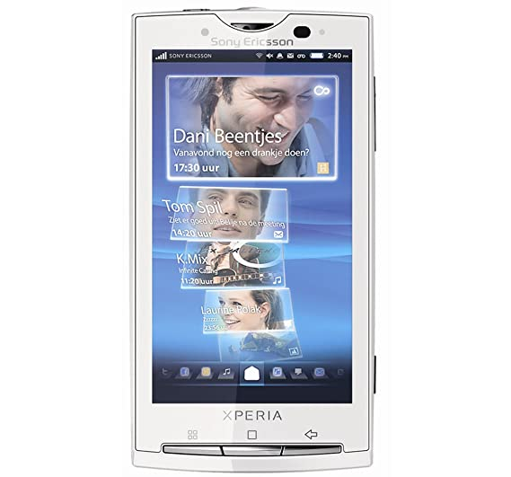 LCD Screen Display for Sony Ericsson Xperia X10 ~ Mobile Phone Repair Parts  Replacement