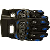 479c73e9f Premium Full Finger Motorcycle Gloves - Breathable Non-Slip - Ideal for  Cycling, Motorcycle